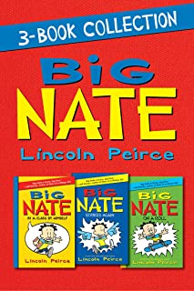 Big Nate 3-Book Collection: Big Nate: In a Class by Himself, Big Nate Strikes Again, Big Nate on a Roll (English Edition)