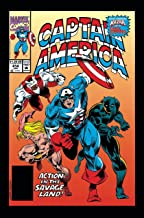 Captain America Epic Collection: Arena Of Death