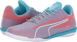 Energy Turquoise/PUMA White/Fiery Coral/Toreador