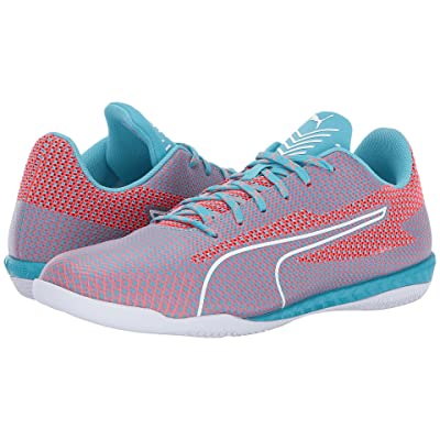 PUMA 365 Netfit CT (Energy Turquoise/PUMA White/Fiery Coral/Toreador) Men