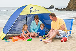 Shade Shack Beach Tent Easy Automatic Instant Pop Up Camping Sun Shelter
