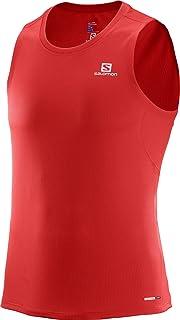 SALOMON Agile Tank M - Camiseta sin Mangas Hombre