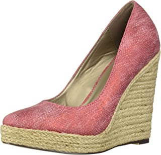 Michael Antonio Women's Anabel-SNK Wedge Sandal