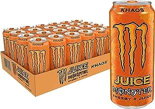 Best monster khaos flavor Reviews