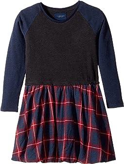 Toobydoo - Flannel Skirt Dress (Toddler/Little Kids/Big Kids)