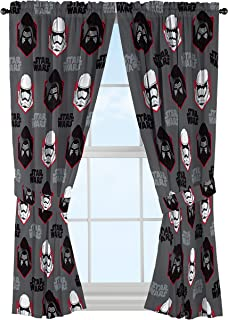 Best star wars bedroom curtains Reviews