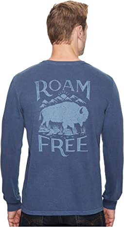 United By Blue - Long Sleeve Roam Free