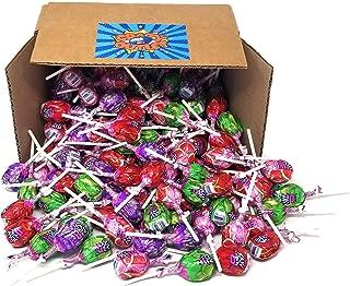Jolly Rancher Lollipops Original Flavors, Fruit Chew Center, Hard Candy Bulk Pack, 4 lbs