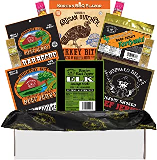 Buffalo Bills Beef Jerky & Sticks Subscription Box - Classic Mix