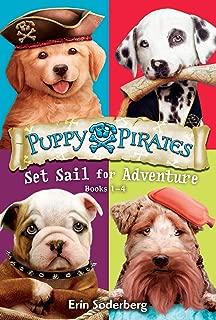 Puppy Pirates: Set Sail for Adventure (Books 1-4)