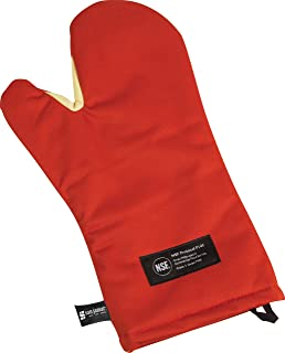 San Jamar CTC17 Cool Touch Conventional Oven Mitt Heat Protection up to 500° F, 17