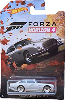 Hot Wheels Forza Horizon 4 Aston Martin 1963 DB5 3/6, Silver