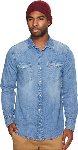 4bcbf2bba6 Levis womens tailored classic western shirt