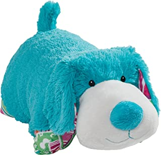 Pillow Pets Colorful Teal Puppy - 18