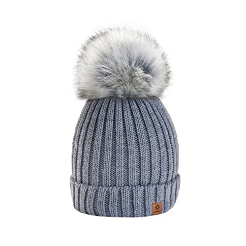Pom Pom Hats Amazon Co Uk