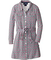 Toobydoo - Cotton Spandex Dress (Little Kids/Big Kids)