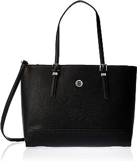 Tommy Hilfiger Tote Bag for Women-Black