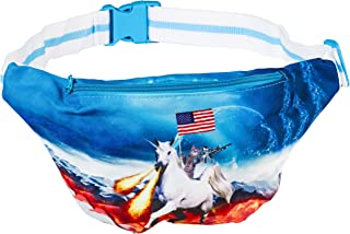 Premium Galaxy Space Cat Fanny Packs (Multiple Styles Available)