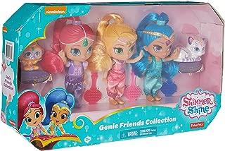 Shimmer and Shine 3-Piece Pretty Genie Friends Doll Set