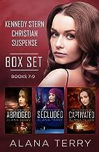 Kennedy Stern Christian Suspense Box Set (Books 7-9) (Christian Suspense 3-Book Box Set )