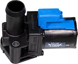APDTY 141387 Radiator Heater Water Coolant Control Bypass Valve Fits 1.6L Includes Turbo On 2014-2016 Ford Escape or Transit Connect 2014-2018 Fiesta 2013-2014 Fusion (Replaces YG780, BM5Z18495C)