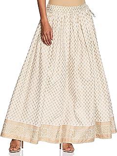 Varanga Women's Cotton skirt Bottom