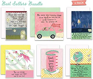 Curly Girl Design | Best Sellers Card Pack | Most Popular 6 Card Bundle