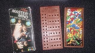 MINI MASTERMIND. VINTAGE 1972 INVICTA GAME. MASTER MIND by MINI MASTERMIND by MINI MASTERMIND