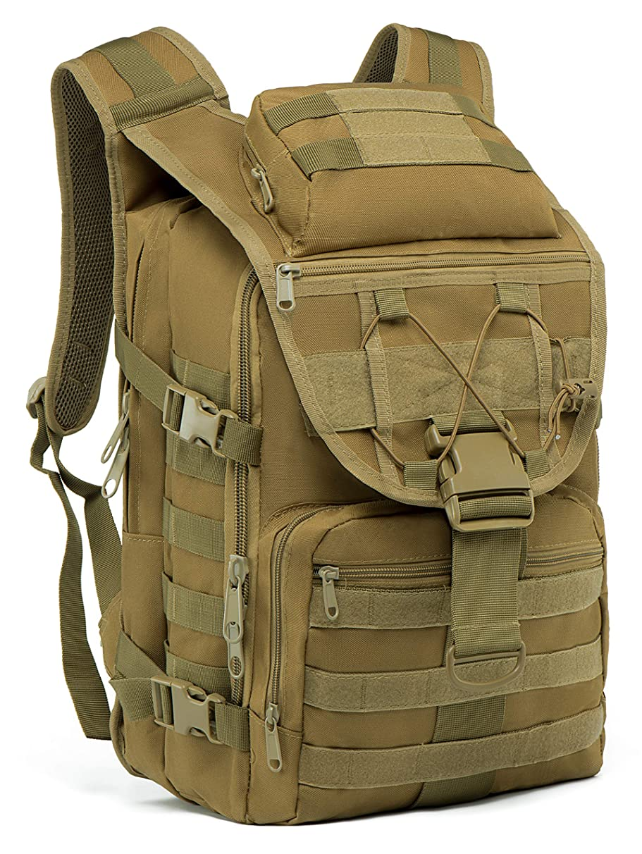 T1FE 1SFE 35L Military Tactical Backpack Large Waterproof Molle Bug Out Bag Army 3 Day Assault Pack