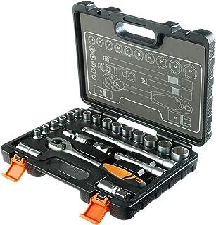 STACO 63022 - Juego de herramientas (llaves de vaso y