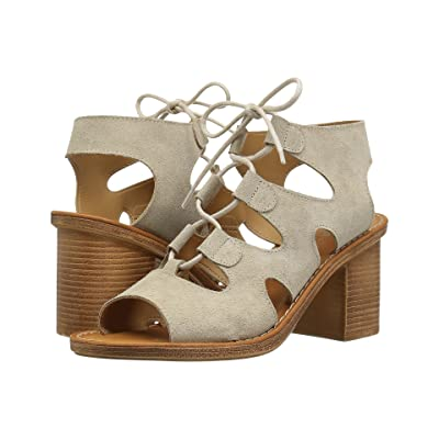 Bella-Vita Bre-Italy (Taupe Suede Leather) High Heels