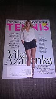 tennis magazine covers