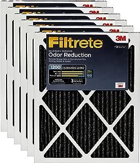 Filtrete 14x30x1, AC Furnace Air Filter, MPR 1200, Allergen Defense Odor Reduction, 6-Pack