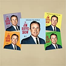 The Jim Reeves Show 5 CD set (New release!)