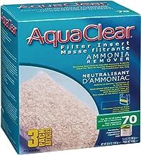 Aquaclear 70-Gallon Ammonia Remover, 3-Pack 36.6oz