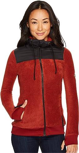 686 - Flo Polar Zip Fleece Hoodie