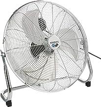 Arebos Ventilateur de sol | Ventilateur | 120 W | 18 pouces | avec 3 vitesses
