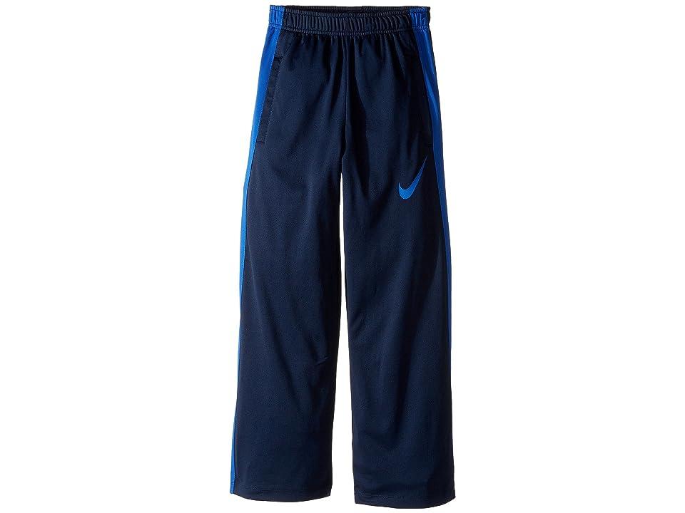 59e803673a Nike Kids Perf Knit Pants (Little Kids/Big Kids) (Obsidian/Game
