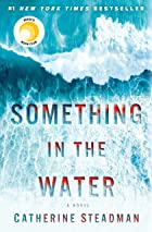 Cover image of Something in the Water by Catherine Steadman