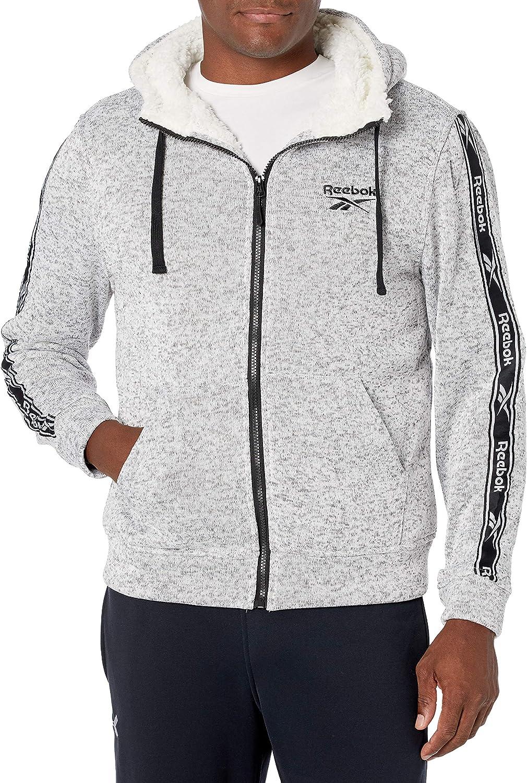 San Antonio Mall Reebok Inexpensive Men's Soft Jacket Woven