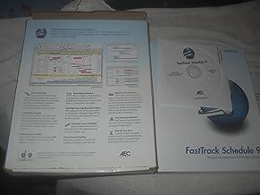 AEC Software FASTTRACK SCHEDULE 9.0 SINGLE USER MAC (J02706)