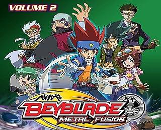 Beyblade: Metal Fusion Volume 2 (English Dubbed)