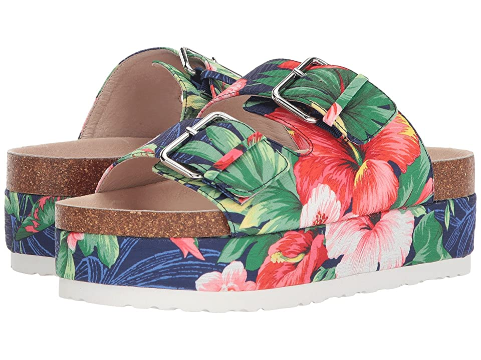 Shellys London Hawaii (Blue Floral) Women