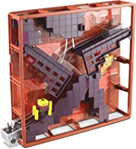 Hot Wheels Minecraft Track Blocks Nether Fortress Play Set