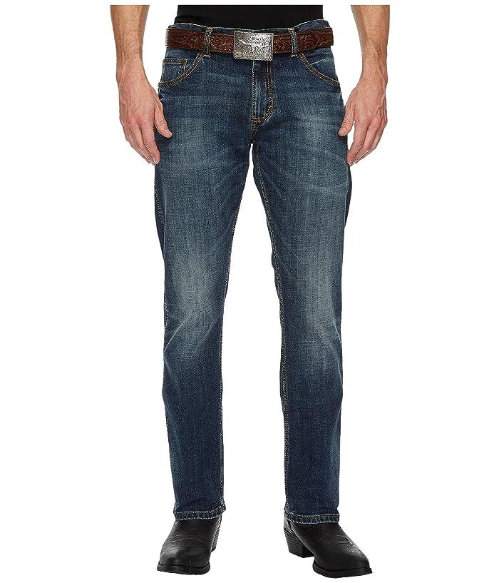 Wrangler  Retro Slim Straight Jeans (Bozeman) Mens Jeans