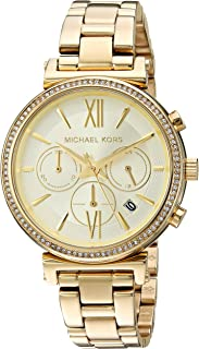 Michael Kors MK6559 Analog Watch For Women - Casual Watch