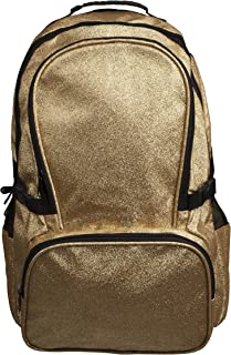 Cheer Fantastic Glitter Backpack (Gold)