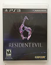 Capcom - RESIDENT EVIL 6 PS3