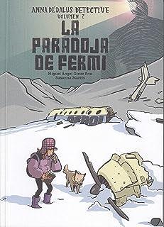 La paradoja de Fermi: Anna Dédalus detective: 2