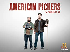 American Pickers Season 6